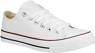 Elara Sneaker Unisex Tessile Scarpe da Ginnastica Low Top Chunkyrayan