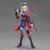 JJRPPFF Miyamoto Musashi Figura, Modelo DE CARACTERÍSTICO DE 5.5 Pulgadas/Pedido Grand Pedido, Postura de pie, Múltiples Accesorios Muñecas de acción reemplazables, Material de PVC Anime Girl Figma