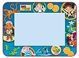 Tomy Aquadoodle - T72195 - Loisirs Créatifs - Tapis de dessin Aquadoodle - Jake et Les Pirates