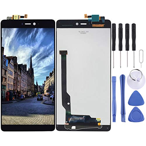 Jiangym Mobile Phone LCD Screen LCD Screen and Digitizer Full Assembly for Xiaomi Mi 4c(Black) LCD Screen