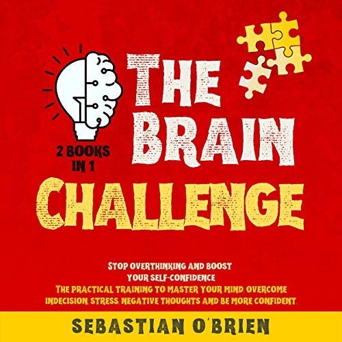 The Brain Challenge - 2 Books in 1 cover art