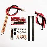 12V 18650 Lithium Battery Spot Welder DIY PCB Circuit Board Accessories 5-speed Adjustable Portable Mini Nickel welding