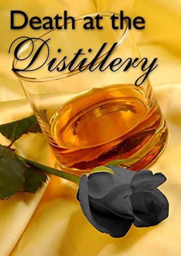 Mort à the Distillery jeu murder party pour 20 joueurs