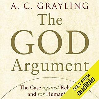 The God Argument audiobook cover art