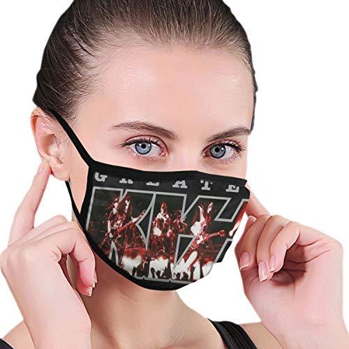 Hidreama Kiss Mundschutz für Motorrad-Mundschutz, nahtlos, staubdicht, Einheitsgröße