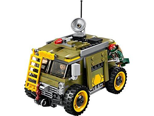 LEGO Ninja Turtles 79115 - Turtle Van