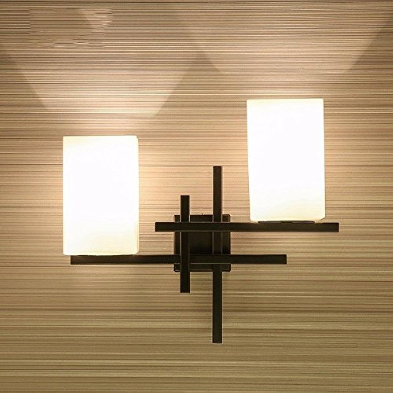 StiefelU LED Wandleuchte nach oben und unten Wandleuchten Eisen Lampe Wandleuchte Schlafzimmer Nachttischlampe Deko Lampe Tischlampe led, 70  70  50mm Corridor Hotel