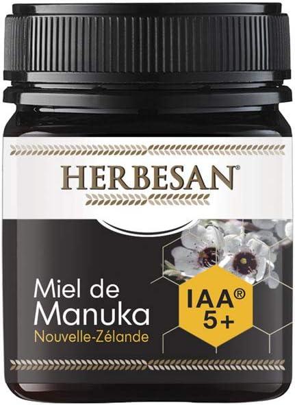 5% OFF Herbesan Manuka Honey IAA 5+ 250g Selling