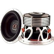 "ALPHASONIK PSW812E 12"" 1200W RMS Dual Voice Coil Component Car Stereo Subwoofer"