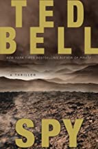 Spy (Hawke (Atria Hardcover)) by Ted Bell (2006-08-15)