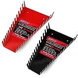 SEDY 26 Pack Metal Wrench Organizer Tool Trays, Premium...
