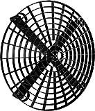 detailmate Juego de colador de suciedad GritGuard, color negro, accesorios para el lavado profesional del coche, ideal para lavado de coches, lavado de moto, cuidado del coche