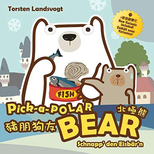Jolly Thinkers - Pick a Polar Bear
