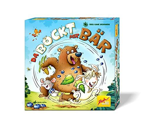 Zoch 601105132 Da bockt der Bär - lustiges...