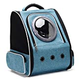Cat Carrier Backpack Bubble, Pet Carrier Backpack for Large Cats and Small Dog
