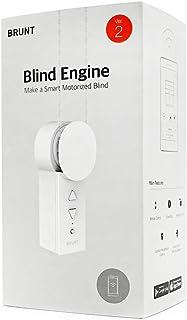 Brunt Motore cieco - Blind motorizzato intelligente, rendono il tuo Blind esistente per Smart, automatizzato, tenda, motorizzata collegato Home, Home Automation, opere con Amazon Alexa