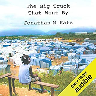 The Big Truck That Went By audiobook cover art