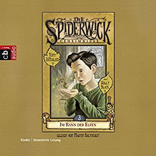 Im Bann der Elfen     Die Spiderwick Geheimnisse 3              Autor:                                                                                                                                 Holly Black                               Sprecher:                                                                                                                                 Martin Baltscheit                      Spieldauer: 1 Std. und 18 Min.     43 Bewertungen     Gesamt 4,4