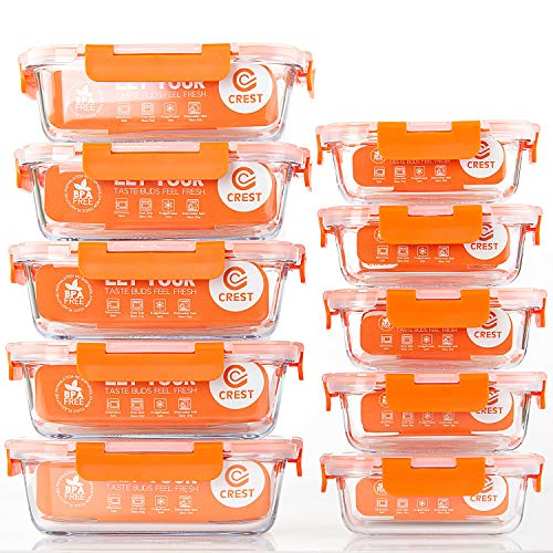 Food Storage Containers- Freezer Safe
