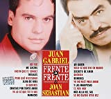 FRENTE A FRENTE: JUAN GABRIEL&JOAN SEBASTIAN 2CD'S 1 DVD