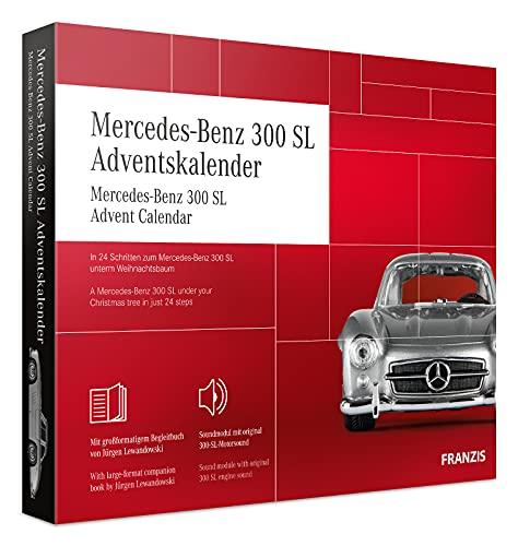 FRANZIS Mercedes-Benz 300 SL Adventskalender 2020