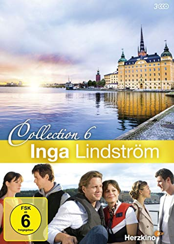 Inga Lindström Collection 06 [3 DVDs]