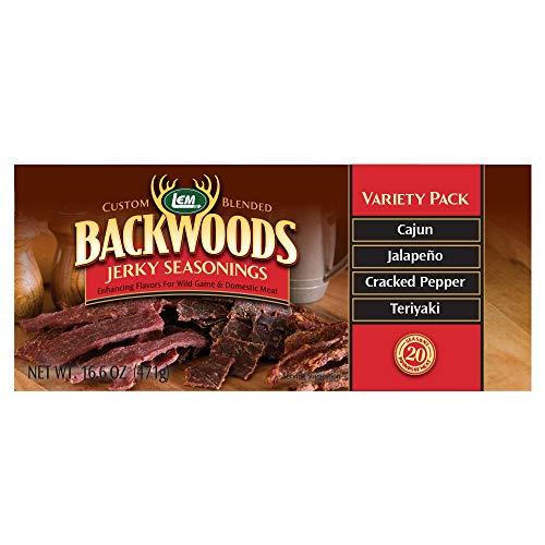 LEM Backwoods Jerky Variety Pack