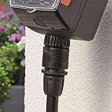 """Claber–Connettore Automatico per tubo collettore rubinetto 1/2"""""""
