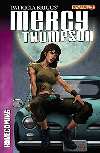 Homecoming Mercy Thompson Graphic Novel By Patricia Briggs