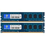 8GB×2枚 DDR3-1333MHz PC3-10600U デスクトップPC用メモリ CL9 PC3 10600 DIMM 240Pin Non-ECC 16GB キット