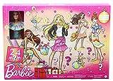 Barbie Day to Night Calendario de adviento de...