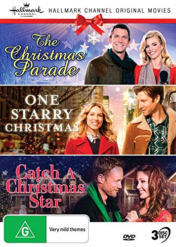 Hallmark Christmas Collection Seven (The Christmas Parade / One Starry Christmas / Catch A Christmas Star)