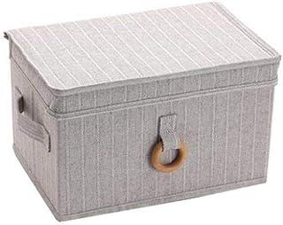 SAP Panier de Rangement vêtements Boîte de Rangement Peut être plié Boîte de Finition des ménages Boîte de Rangement Jouet...