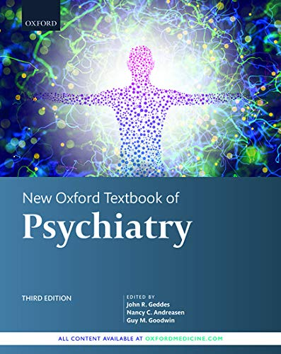 New Oxford Textbook of Psychiatry - 3rd Edition