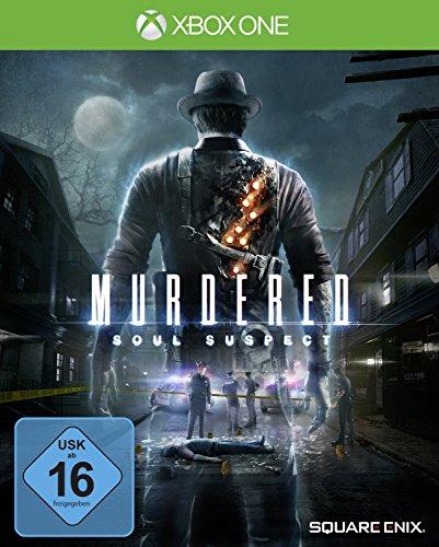 Murdered: Soul Suspect [Importación Alemana]