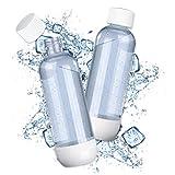 Soda Trend 07782 PET-Ersatzflasche 2er-Set 850ml | Für Soda Trend...