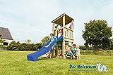 Kinderspielturm Blue Rabbit Cascade ca. 161x120 cm