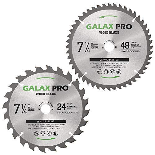 GALAX PRO Circular Saw Blade 7 1/4