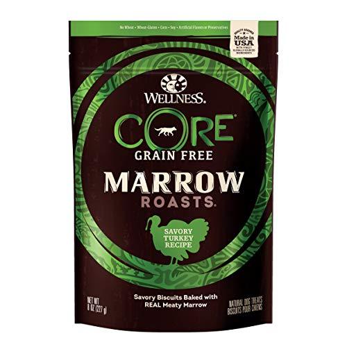 8-Oz Wellness CORE Marrow Roasts Dog Treats (Turkey) $2.65 w/ S&S + Free Shipping w/ Amazon Prime or Orders $25+