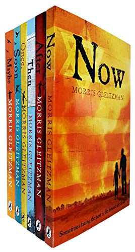 Once, Then, Now and After Pack, 4 books, RRP £27.96