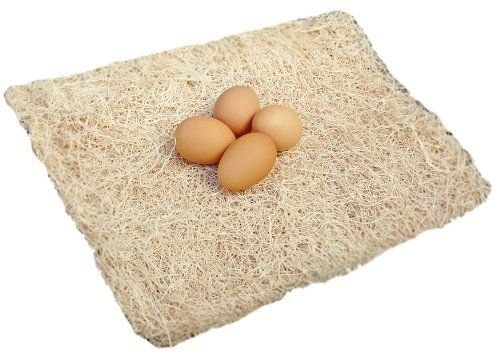 Excelsior Poultry Nesting Pads 13'x13' Bundle of 10 Chicken Hens Nest Bedding