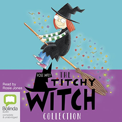 The Titchy Witch Collection cover art