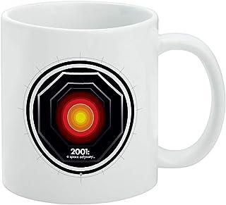 2001: A Space Odyssey Hal White Mug