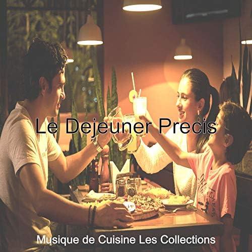 Musique de Cuisine Les Collections