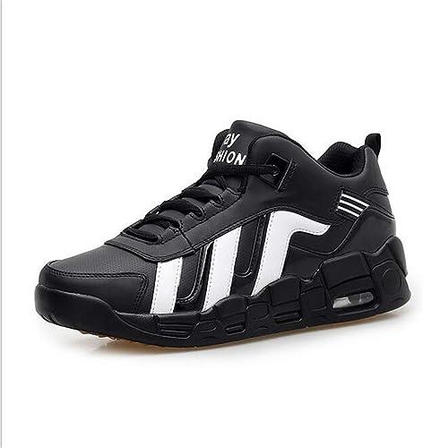 Exing Chaussures de Sport pour Femmes Chaussures Chaussures de Course de Basket-Ball décontractées Chaussures de Voyage légères résistantes à l'usure   (Couleur   Une, Taille   47)  meilleur choix