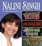 Nalini Singh: Guild Hunters Novels 1-4 (A Guild Hunter Novel) (English Edition)