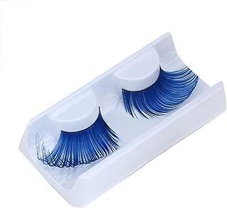 NewKelly Women Fancy Soft Long Feather False Eyelashes Eye Lashes Makeup Party Club C