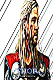 "Thor: The Power of Thunder; Notebook 6"" x 9""..."