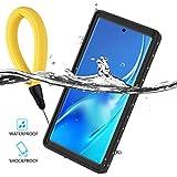 Forhouse Coque pour Samsung Galaxy Note 10+ Pro/Plus/5G Étanche, Certifié IP68 Imperméable [Antichoc Housse] Intégré avec Protection Écran Waterproof Etui pour Galaxy Note 10+ Pro/Plus/5G (Noir)