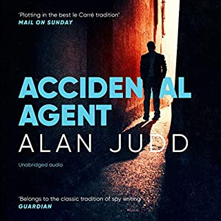 The Accidental Agent cover art